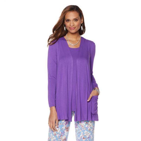 ANTTHONY-The-Multiplier-2-piece-Vest-and-Tunic-Knit-Set-BLACK-Plus-Size-2X-223046000957-2